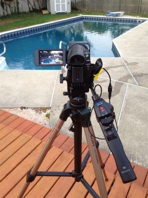 Sony Fdrax100 4k Ultra Hd Camcorder Fdrax100b B&h Photo