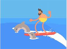 Surf Surfing GIF by James Curran Find & Share on GIPHY