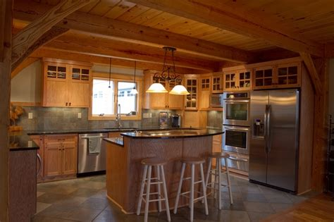 woodhouse post  beam kitchens