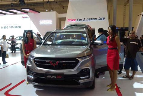 Wuling Picture by Wuling Almaz Prospective Name Of Wuling Suv With 1 500cc