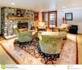 large family floor plans cozy big living room with rock background fireplace