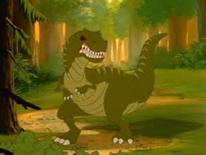 Land Before Time Sharptooth