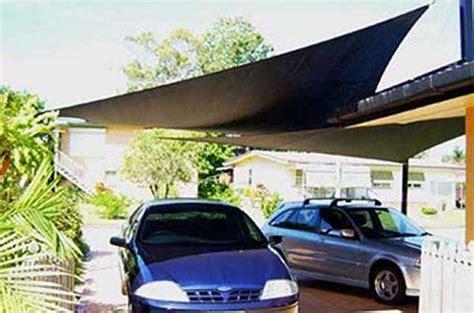sun shade carport a stylish carport shade sail boutique for