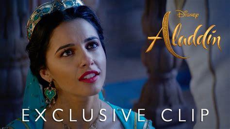 "Disney's Aladdin ""A Whole New World"" Film Clip YouTube"
