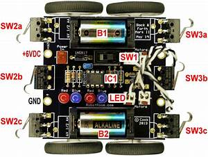 Back And Forth Mk Ii Brains And Battery