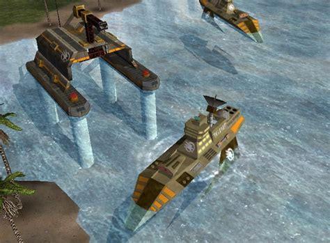 gdi battleship triton mod generals zero hour vortex embed moddb mods