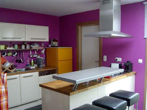 deco cuisine violet clarisse décoration d 39 intérieur