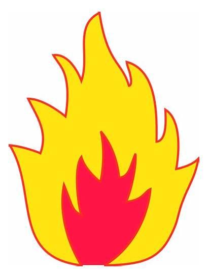 Api Gambar Vektor Flame