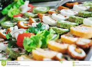 Buffet food stock photo. Image of hungry, club, cuisine - 9147002