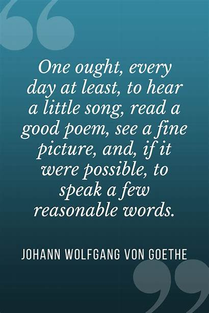 Quotes Inspiring Quote Poetry Most Literary Ought