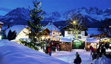 weihnachtsmarkt    wilden kaiser tirol