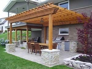 55, fantastic, pergola, patio, design, ideas, , 36