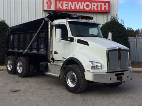 Kenworth Dump Trucks In Georgia For Sale Used Trucks On