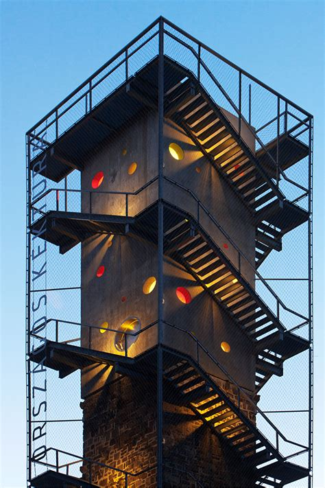 Lookout Tower at Galyateto / Nartarchitects