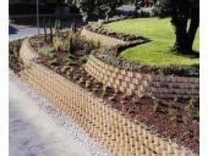 Comment Retenir La Terre Dans Une Pente : talus vivaldi bordures de jardins am nagements de jardins 8990p1 ~ Melissatoandfro.com Idées de Décoration