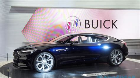 2019 Buick Grand National Rear Pictures  New Autocar Release