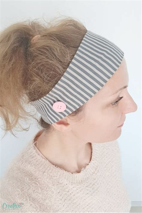 headband pattern  buttons  nurses easy peasy