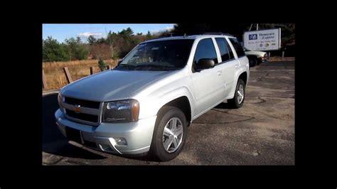 2007 Chevrolet Trailblazer Lt Start Up, Engine & Review