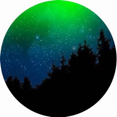 Aurora Northern Lights Borealis Extreme Sign Mega