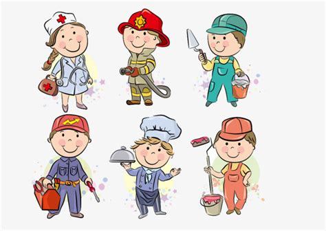 Cartoon Characters, Cartoon Clipart, Jobs, Cartoon Png
