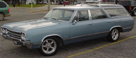 oldsmobile vista cruiser information