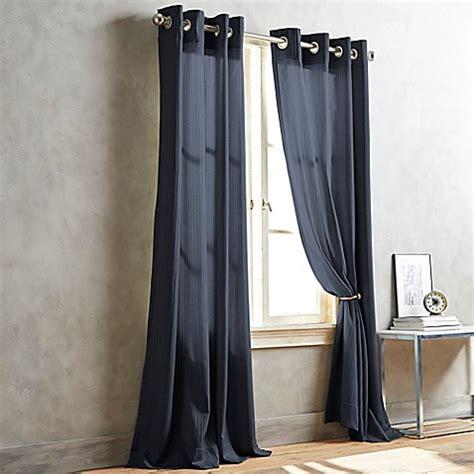 dkny curtains drapes dkny cobble hill window curtain panel bed bath beyond