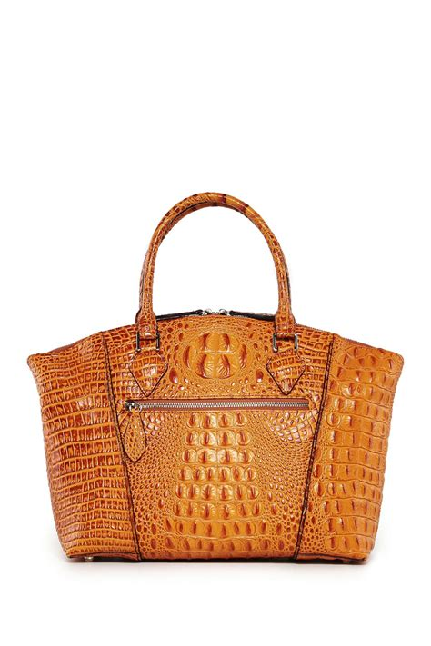 nordstrom rack handbags vicenzo leather carrina croc embossed leather handbag