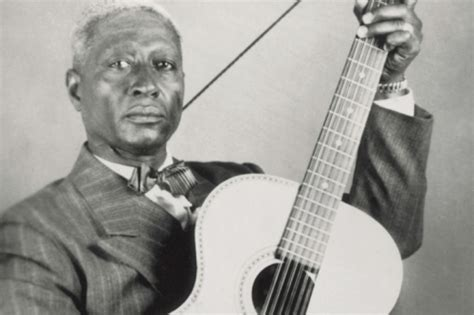 Tuning In To The Lead Belly Sound