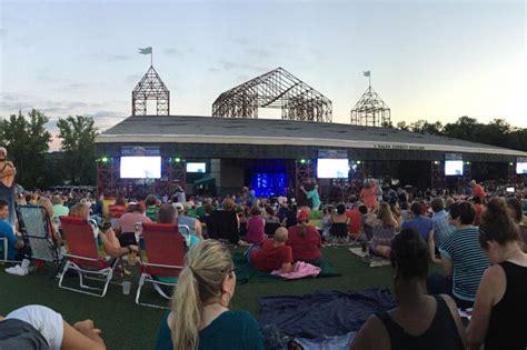 Riverbend Music Center  East Cincinnati  Performing Arts