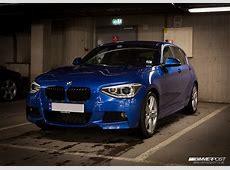 Bradbury's 2013 BMW 120d F20 BIMMERPOST Garage