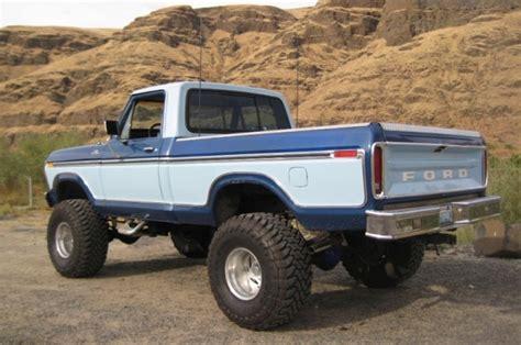 1979 ford f 150 ranger shortbox bring a trailer