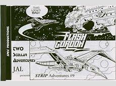 And White Black Gordon Flash 0