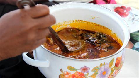 cuisine ivoirienne cuisine ivoirienne comment préparer la sauce graine