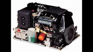 Honda Ev4010 Generator Startup