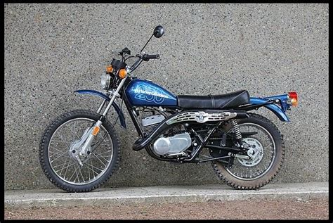 1978 Harley-davidson Sx 250