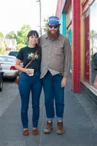 Portland Oregon Hipsters