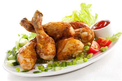cuisine poulet fondos de pantalla tomates fondo blanco pescado