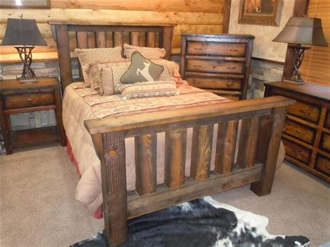 Office Furniture Utah County by Bradley S Furniture Etc Rugged Barnwood Bedroom Set