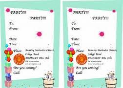 Child Birthday Invitation Card 20 Birthday Invitations Cards Sample Wording Printable Free Online 4th Birthday Party Invitation Cards Blank Birthday Invitations Template Free