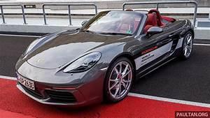 Porsche 718 Boxster Gebraucht : porsche 718 boxster previewed in malaysia at sepang ~ Blog.minnesotawildstore.com Haus und Dekorationen