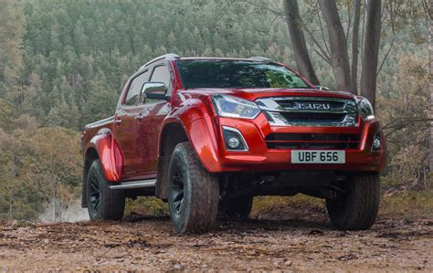 Isuzu D Max Picture by Isuzu D Max At35 The Beast Is Back Pro 4x4