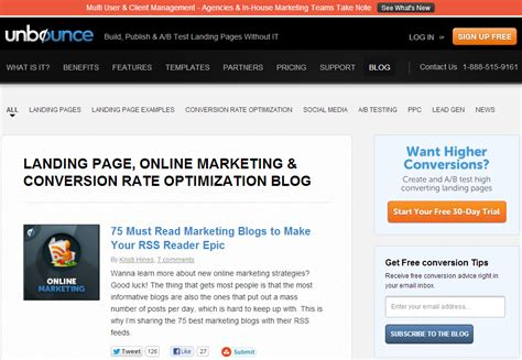 7 Blogs Designed For Conversion And What You Can Learn