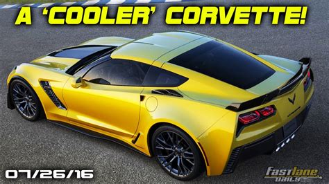 "2017 Corvette Is ""cooler"", New Mercedes-benz Models, New"