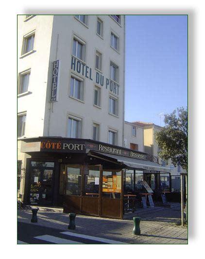 hotel du port les sables d olonne accueil et services 224 l hotel restaurant du port aux sables d olonne un h 244 tel de charme aux