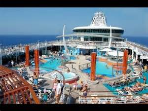 Serenade Of The Seas Deck Plan 8 by Independence Of The Seas Deck 11 Amp 12 Tour Youtube