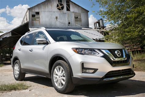 2018 Nissan Rogue Suv Pricing  For Sale Edmunds