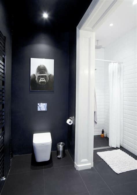 chambre couleur marron wandfarbe schwarz 59 beispiele für gelungene innendesigns
