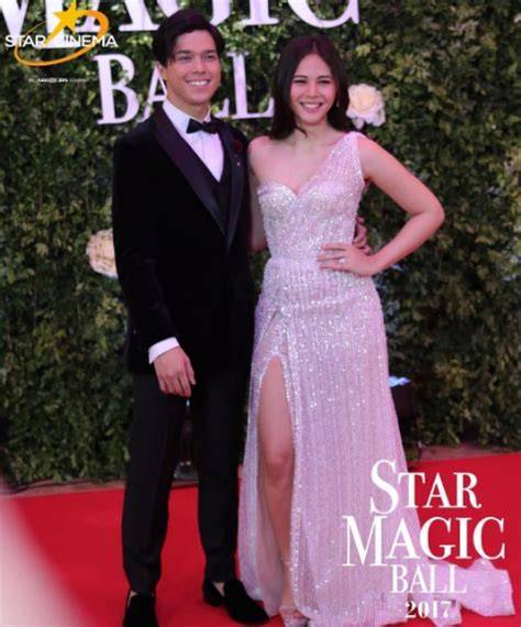 janella salvador gown star magic ball star magic ball 2017 best dressed couples gowns suits