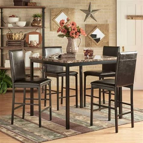 Walmart Dining Table And Chairs by 10 Best Walmart Dining Room Tables And Chairs To Buy