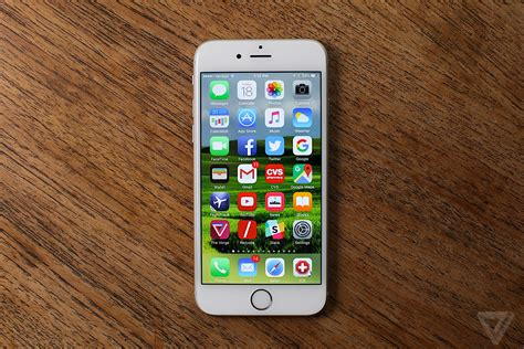the iphone 6s apple iphone 6s review a touch of the future technews theme
